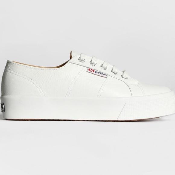 Superga Shoes   Rare 3cm 2730 Nappaleau